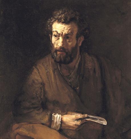 Rembrandt : Paul