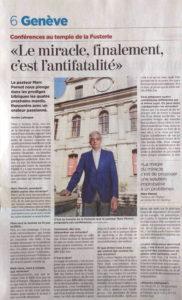 Tribune de Genève page 6