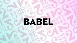 logo de l'émission BABEL sur RTS2